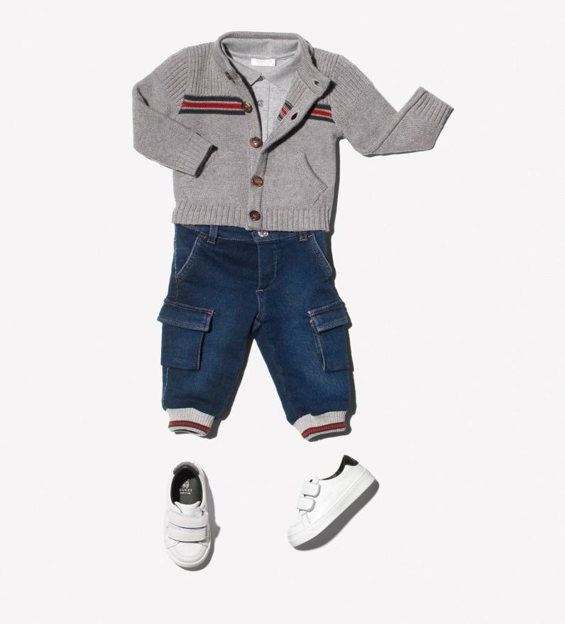 vestiti gucci bambini